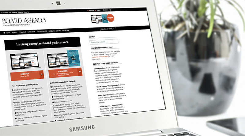 Web Design - online publication