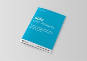 Marketer GDPR Guide