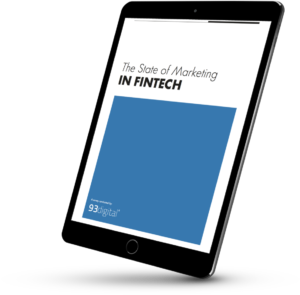 FinTech Marketing report