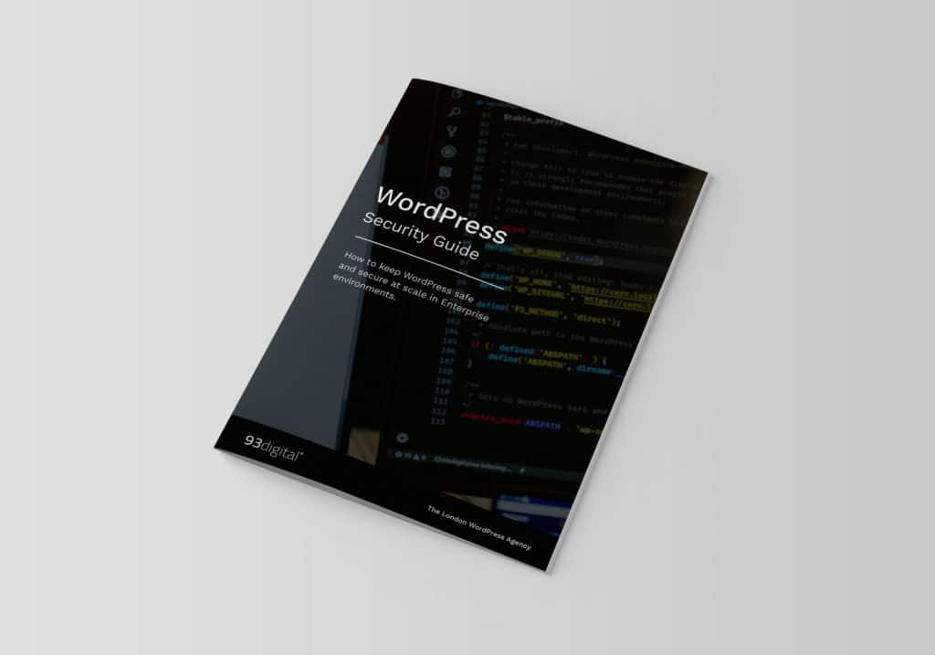 wordpress security guide pdf