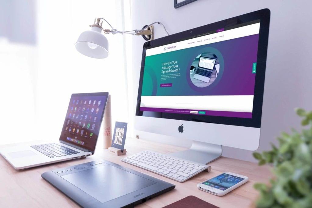 ClusterSeven Desktop