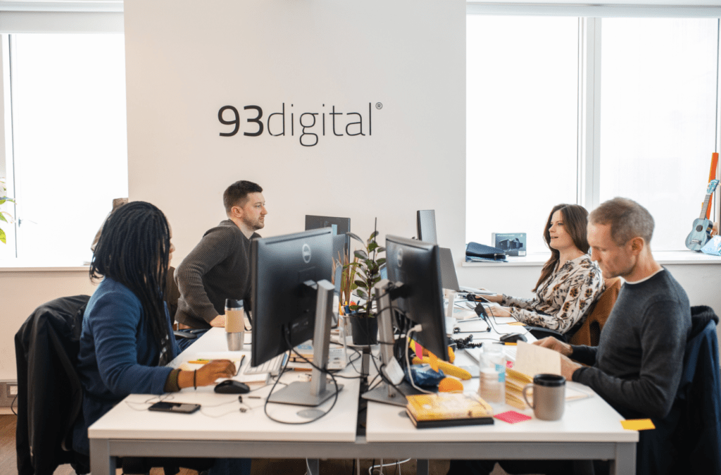 93digital wordpress agency